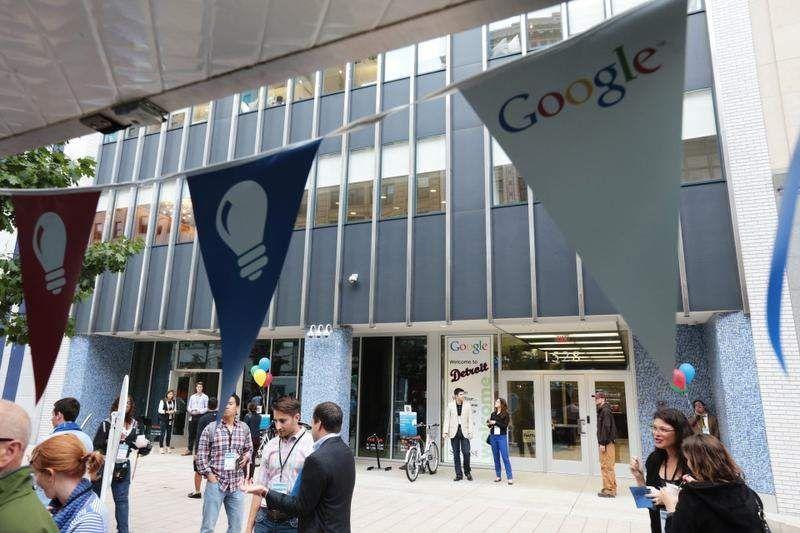 Google Tech Hub Network makes Detroit one of 7 hotspots