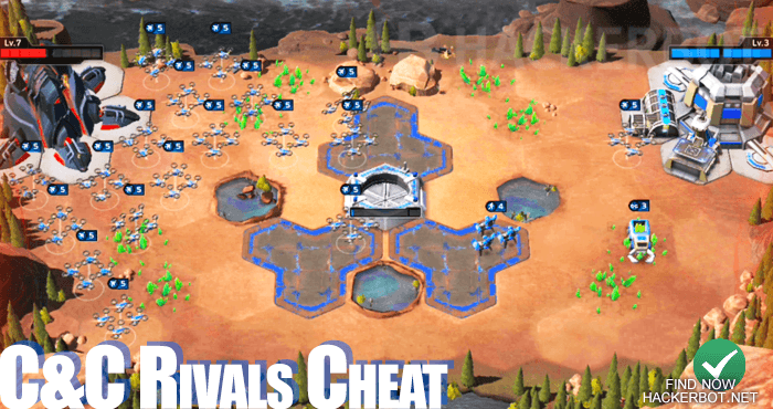 command and conquer rivals apk latest version