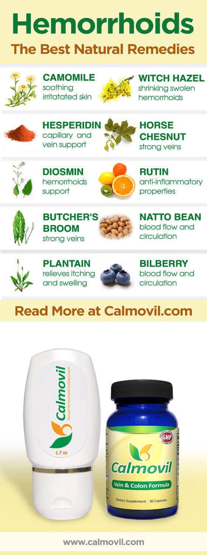 Calmovil: Natural Treatment for Hemorrhoids #herbs #remedies #hemrhoids #followback #hemorrhoids