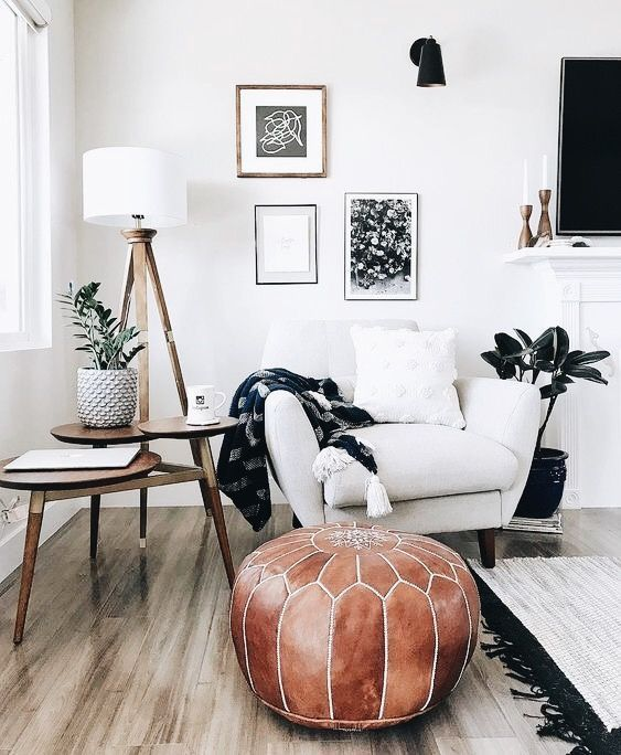 home decor / interior design / living room #style Living room in