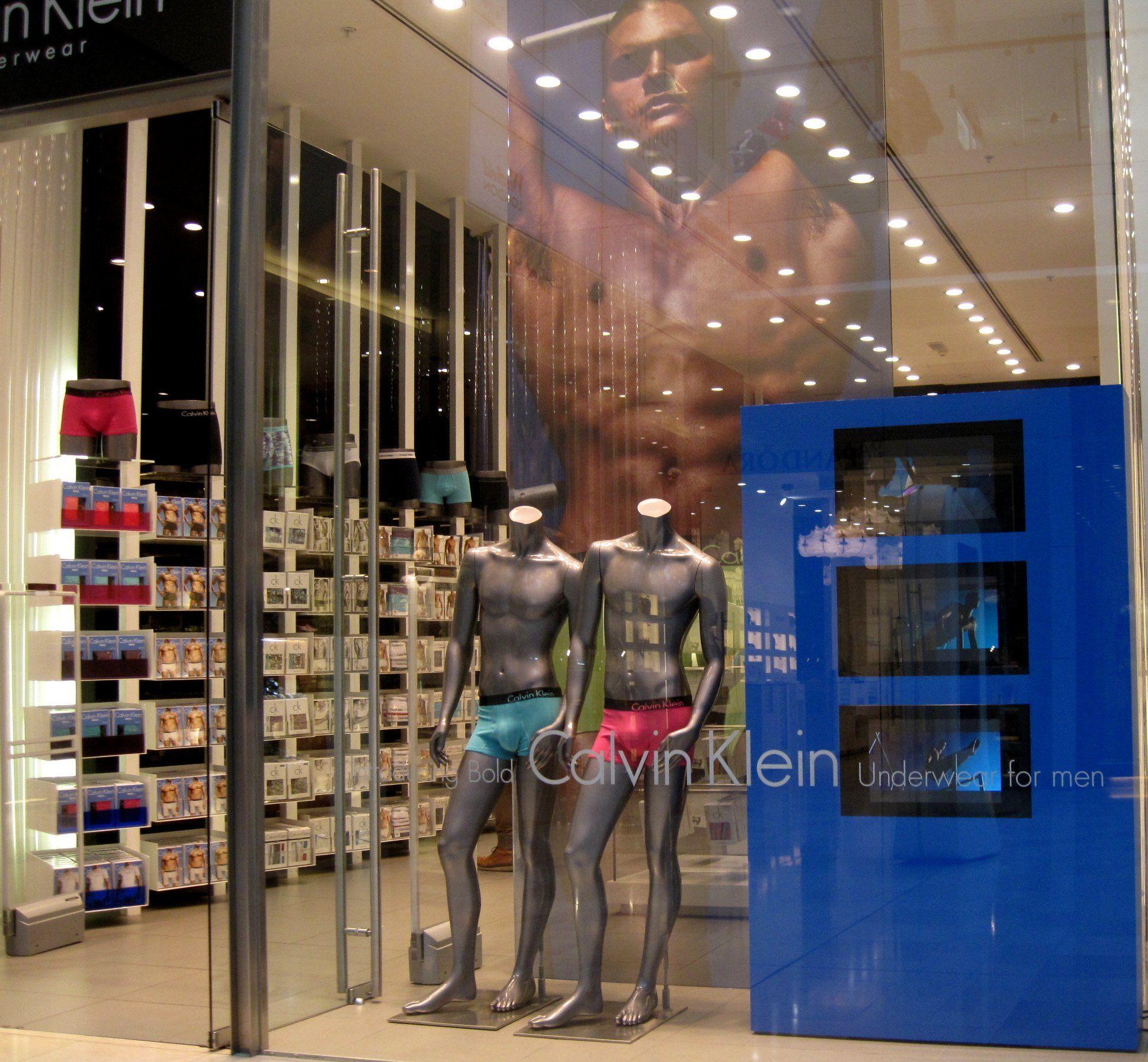 ff2f4d5ad6da Calvin Klein Calvin Klein Store, Retail Design, Display, Underwear Store, Calvin  Klein