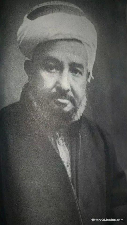 الشريف ناصر بن علي شقيق الشريف حسين بن علي Arab Revolt Old Photos Photo