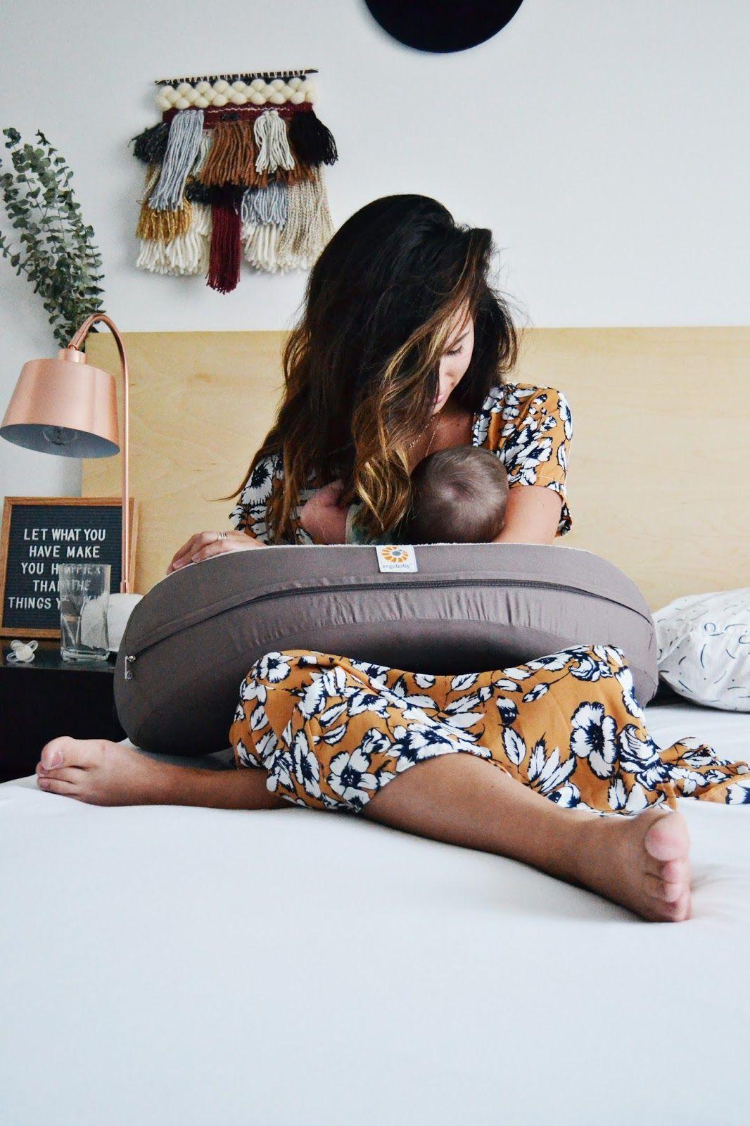 Xo Mrs Measom Nursing Mom Mother Daughter Nursing Pillow