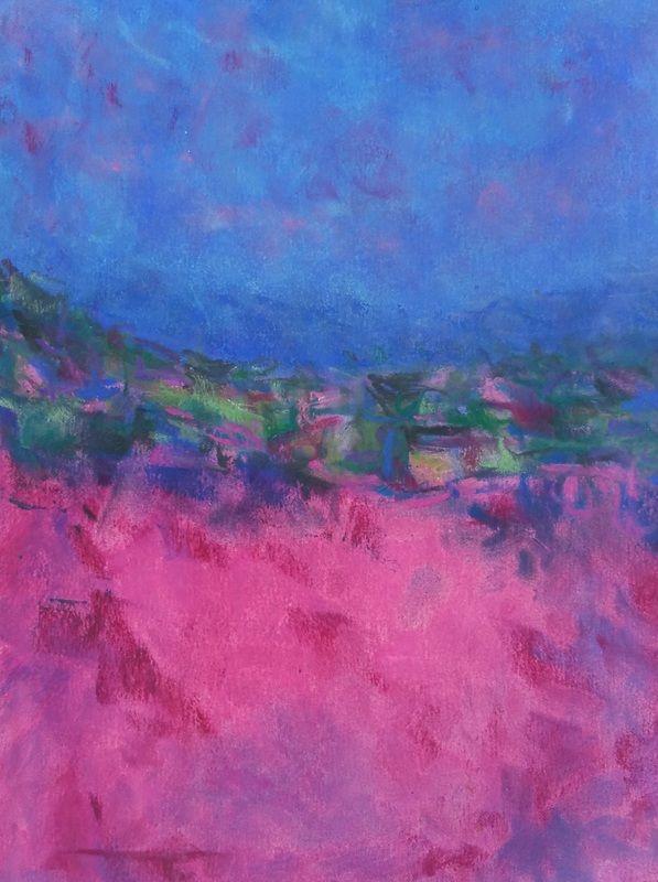 Pin by Cindy Watts on Cindy Watts Stroke of Art | Pastel art
