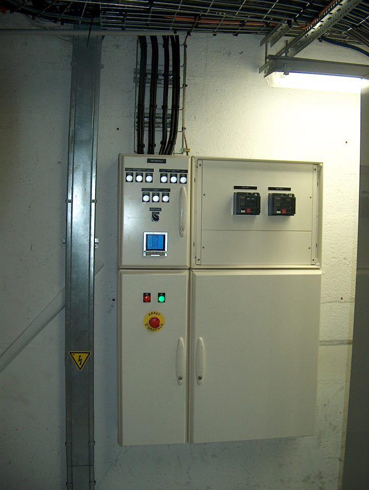 Artisan Électricien-Electricité Générale-Tertiaire-Industrielle