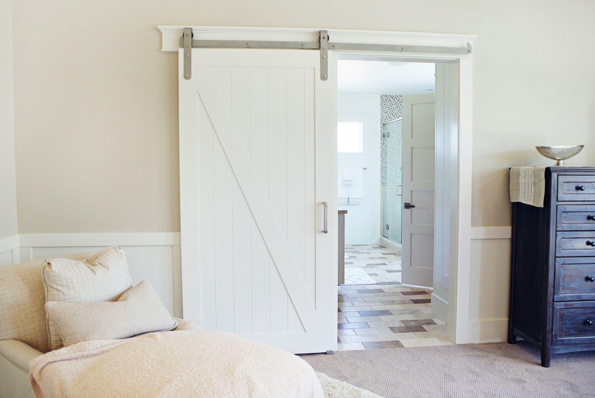 barn door in bedroom: www.4-chairs.com   Home, Furniture ...