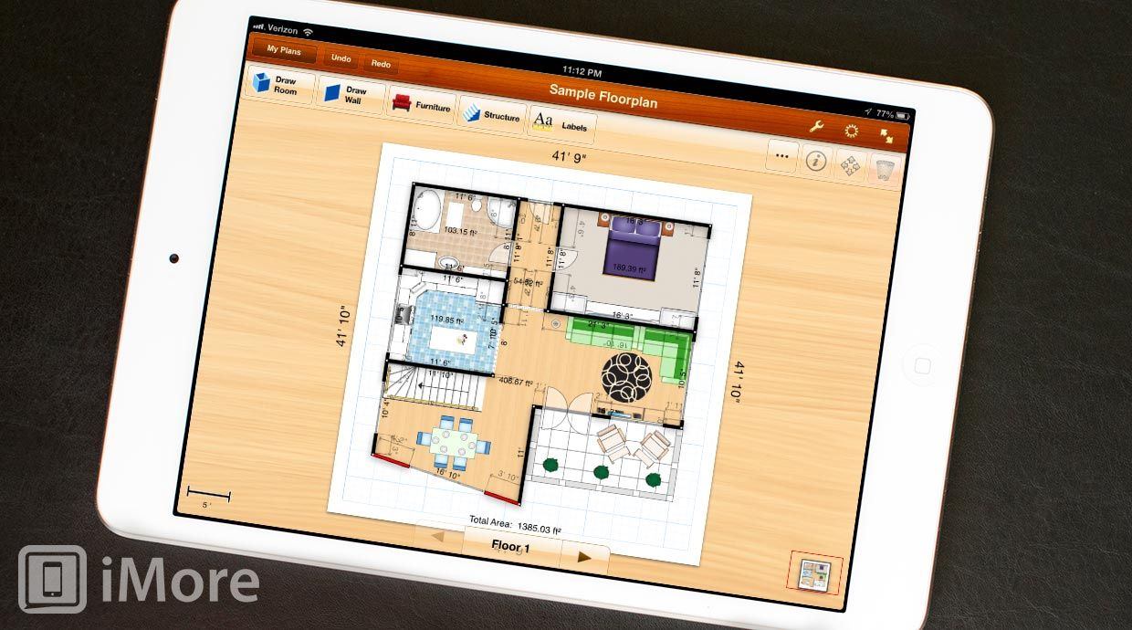 Best Of Free Floor Plan App For Ipad And View In 2020 Floor Plan App Floor Plan Creator Planning App