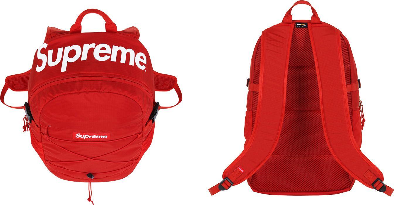 Supreme Backpack Bag Wear In 2018 Pinterest Herschel Heritage Abu