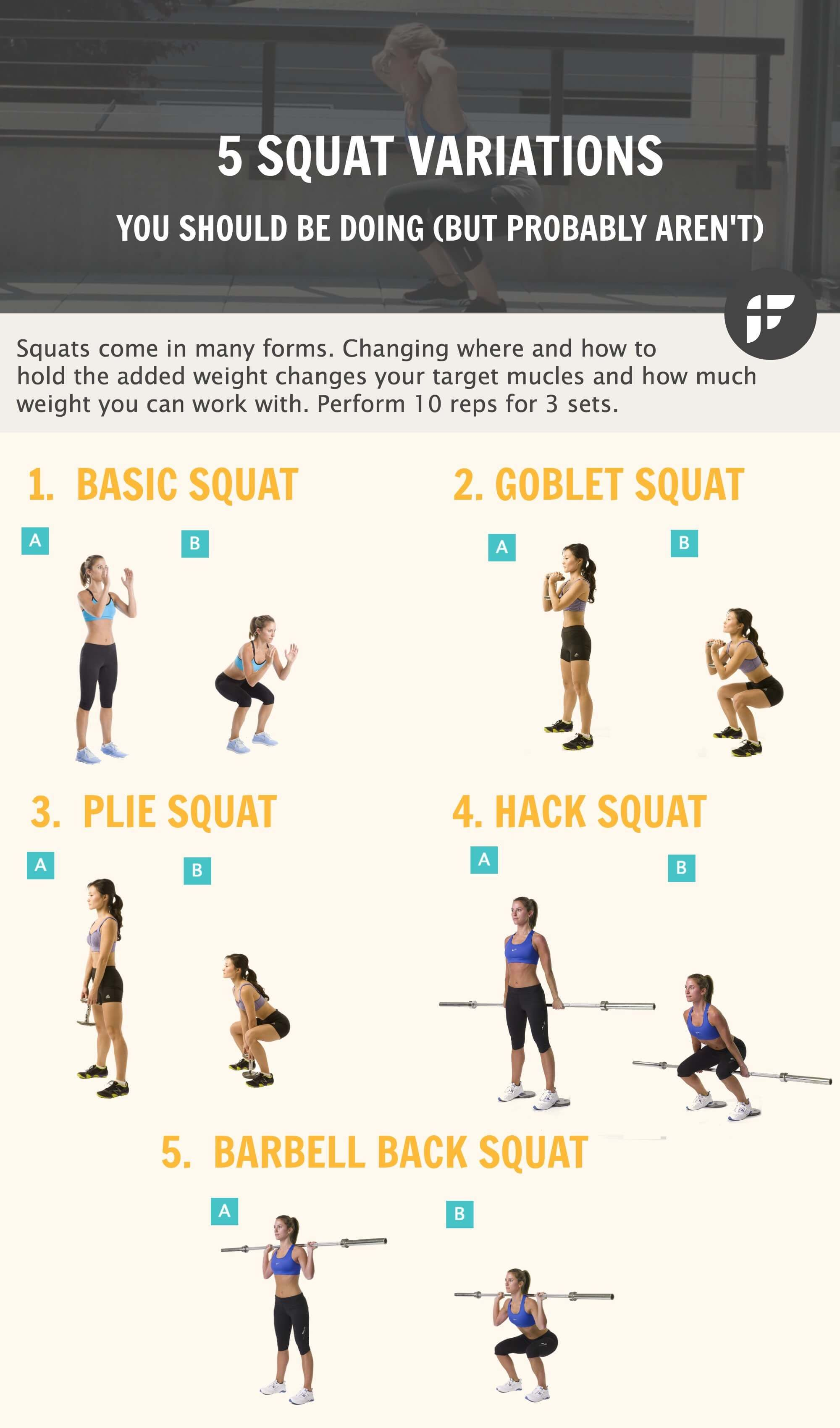 Forum on this topic: Squats 101 – How To Do Squats , squats-101-how-to-do-squats/