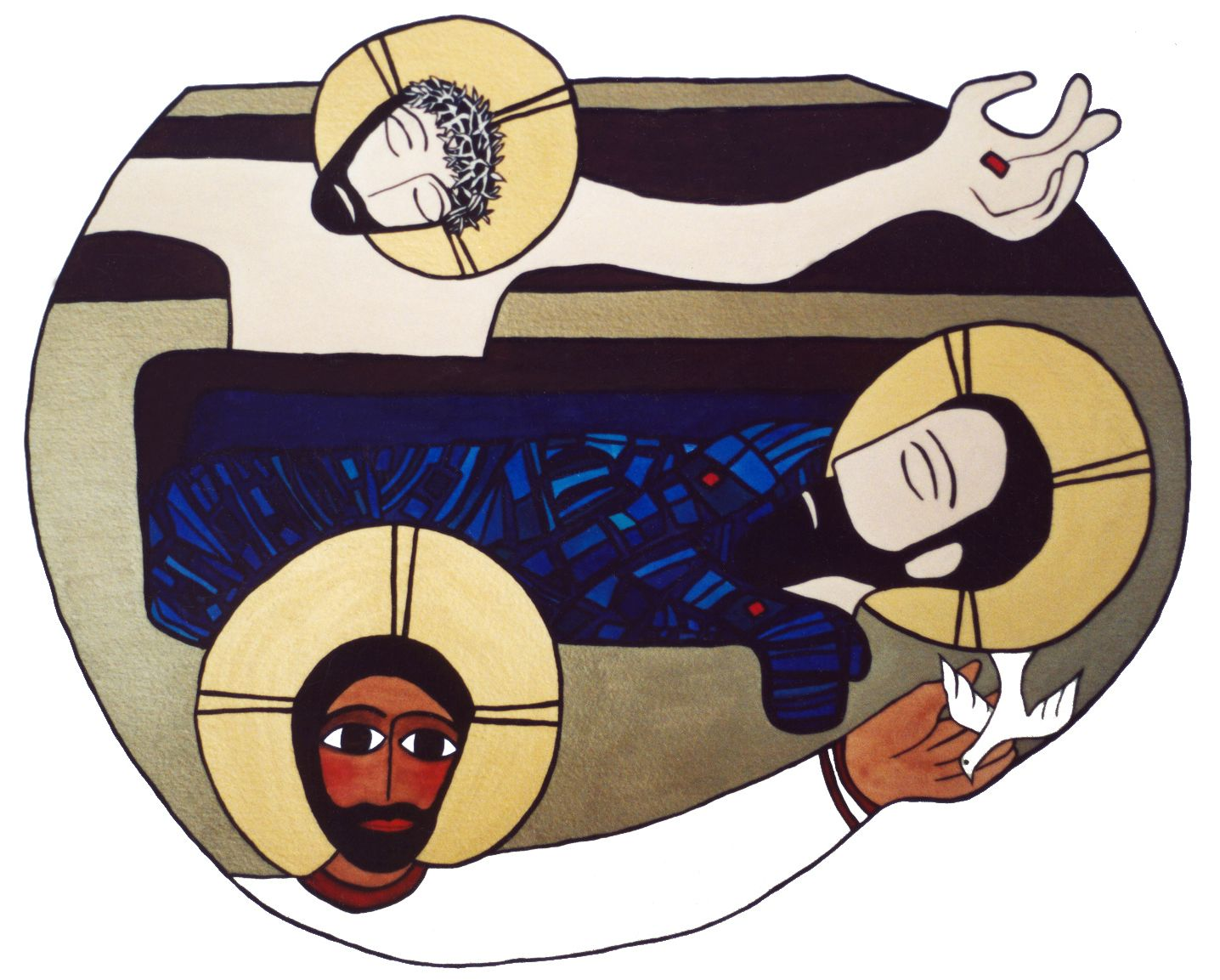 Paschal Mystery Icon