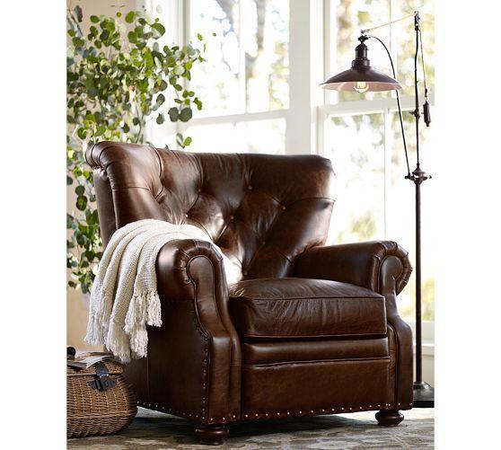 Glendale pulley task floor lamp in 2019 lieberrylair - Overstuffed leather sofa living room ...