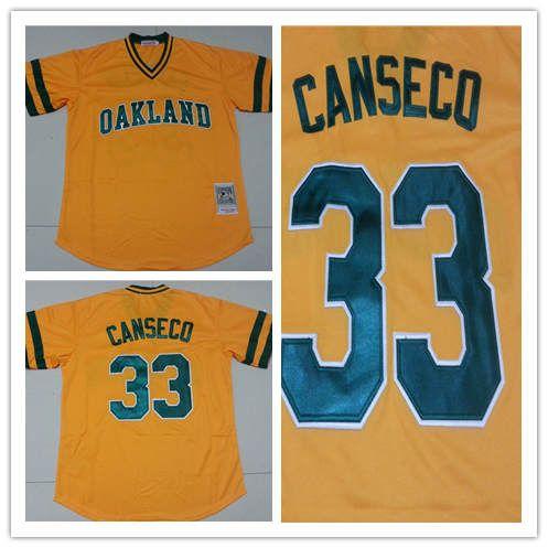 Majestic Oakland Athletics 2-Button Mens Jersey Shirt