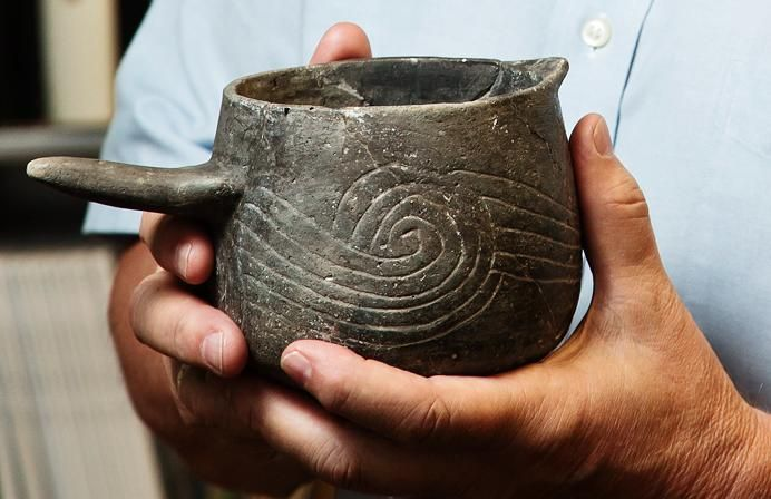 Black drink: Evidence of ritual use of caffeinated brew at Cahokia