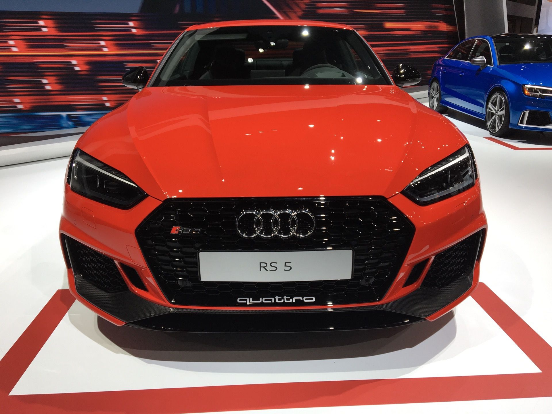 When we first heard saw the current gen audi we were impressed at how well it blended daily driving comfort with some real deal sports car performance