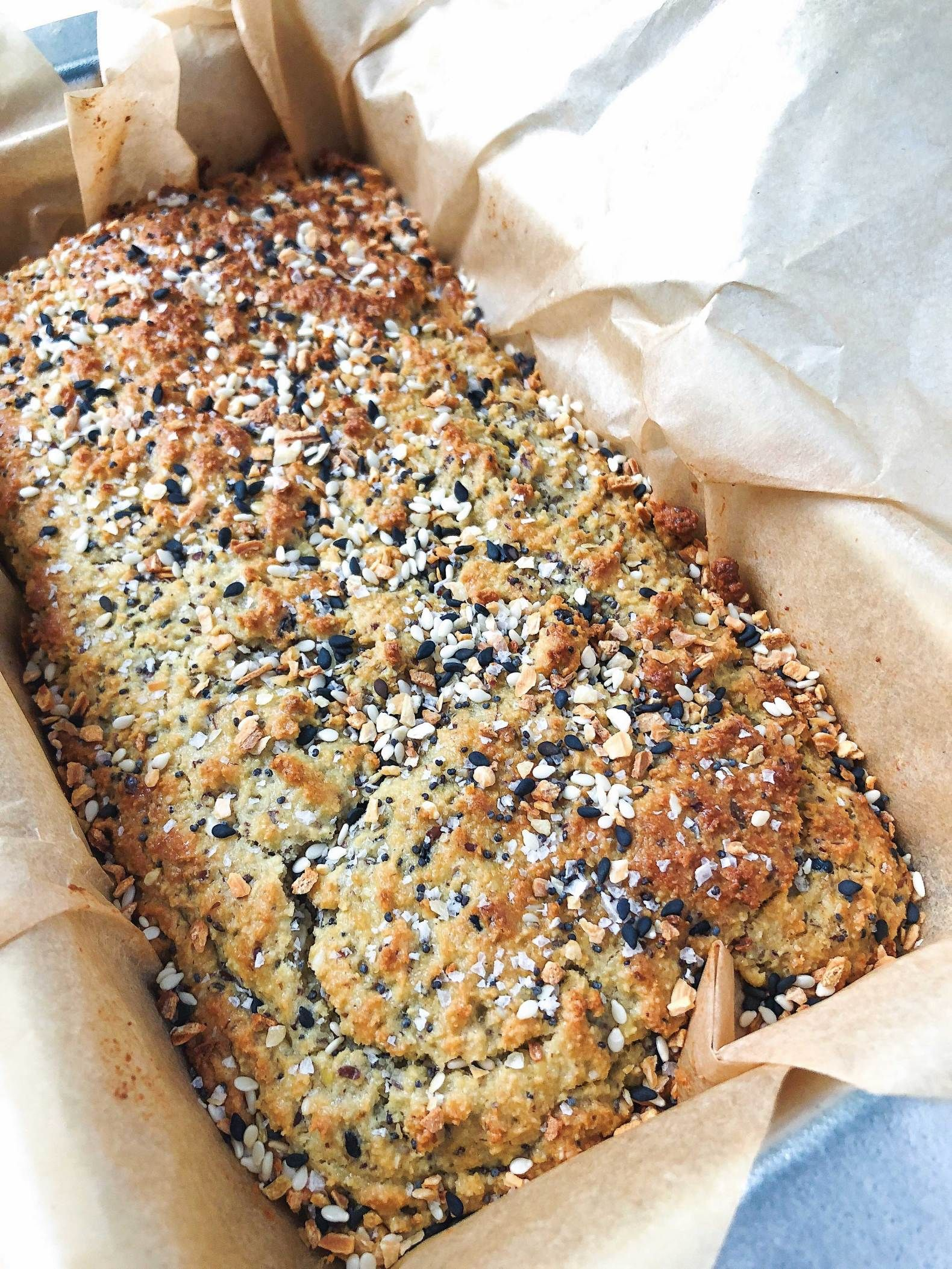 Everything bagel bread investmintbaker bagel bread