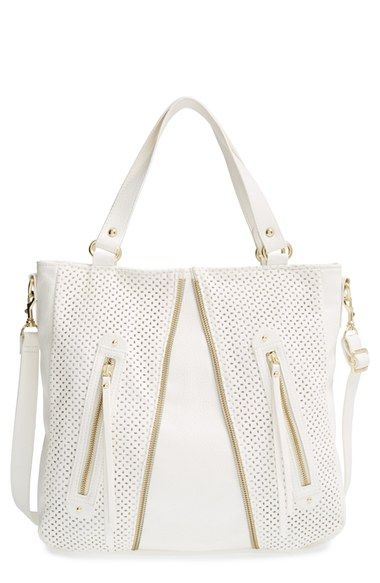 LP BLUE  Zoe  Perforated Zip Tote available at  Nordstrom ... 13d678af37
