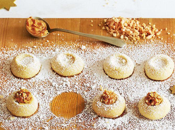 Lieblingsrezept für Plätzchen: Erdnuss-Cookies |freundin.de