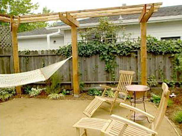 crushed granite - corner arbor   Outdoor pergola ... on Decomposed Granite Backyard Ideas id=24240
