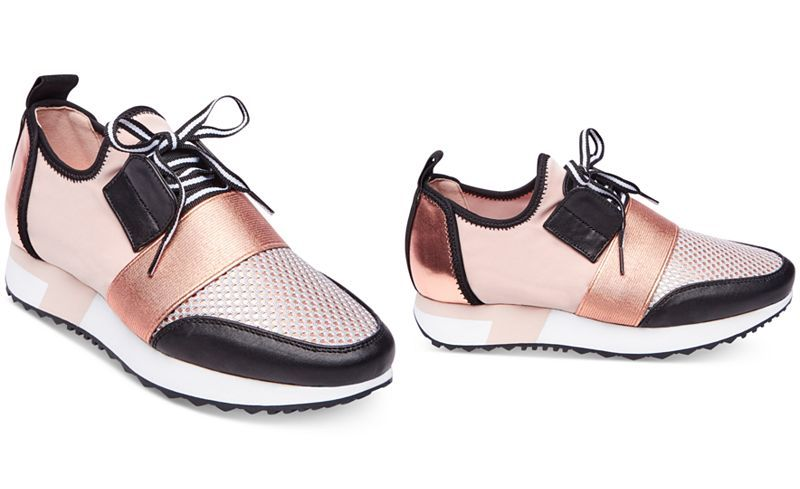 21faeceb90a Steve Madden Antics Jogger Sneakers - Sneakers - Shoes - Macy's ...