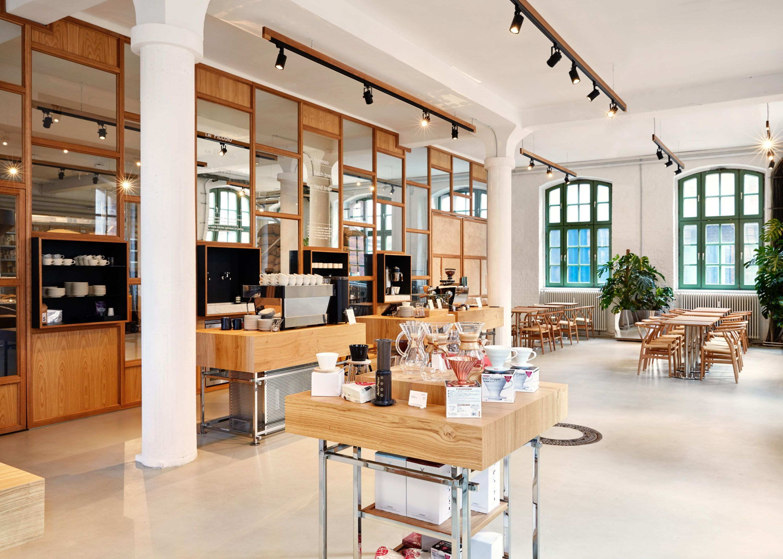 Modiste Furniture Bonanza Coffee Roasters Bar Restaurant Interior Coffee Shop Coffee Roasters