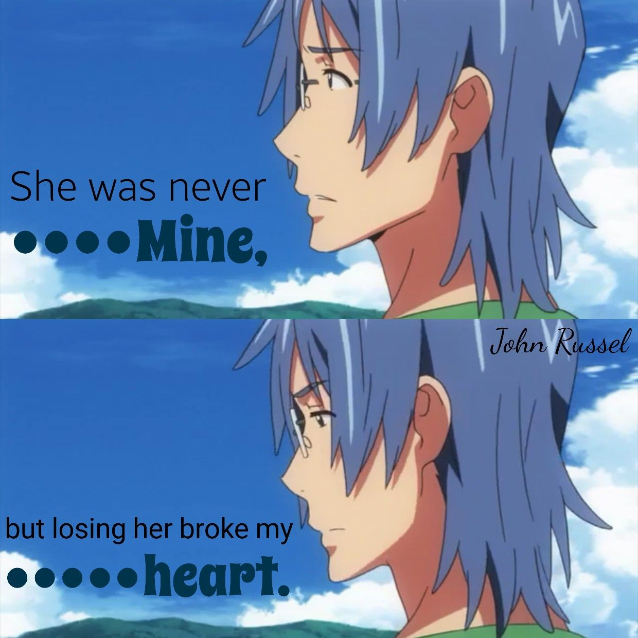Pin by AnimeQuotesEditorJohnRussel on Anime Quotes Edits