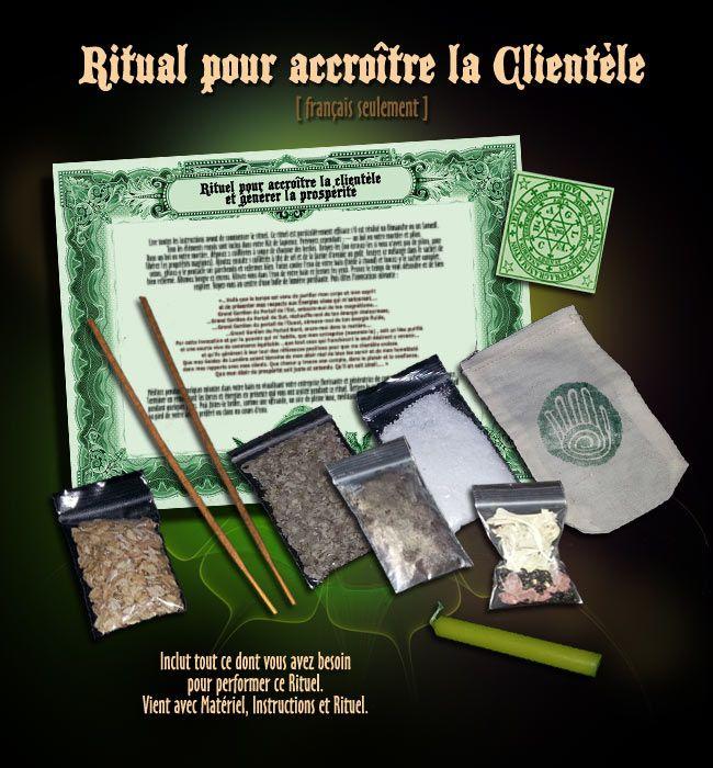 :: Charme & Sortilege :: [Kits de Sapience - Ritual Kits]