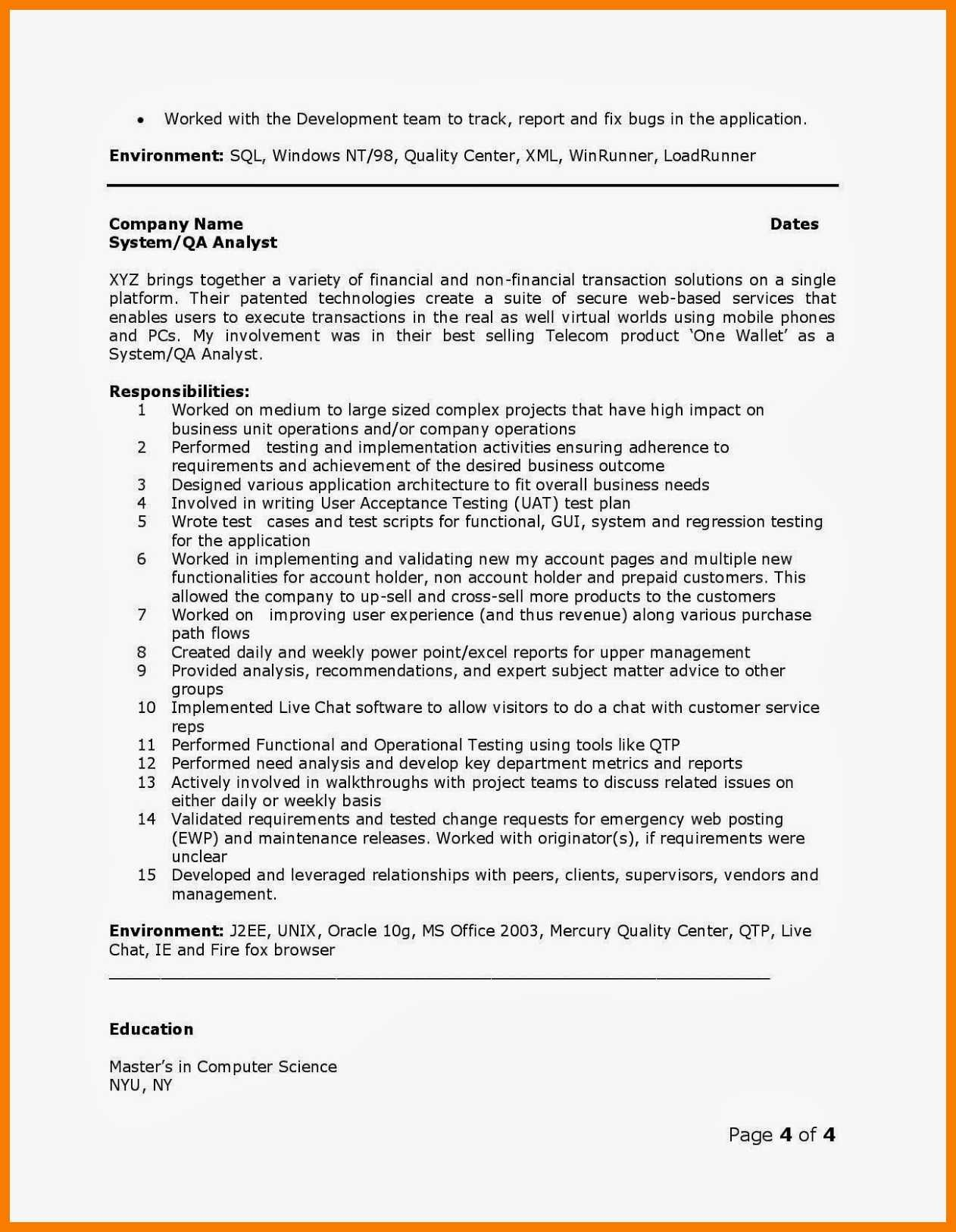 52 Inspiring Images Of Sample Resume Objective Quality Assurance Resume Objective Resume Objective Examples Resume