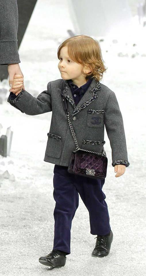 Kid - Chanel | Rich Kids | Kids fashion, Kids wear, Rich kids