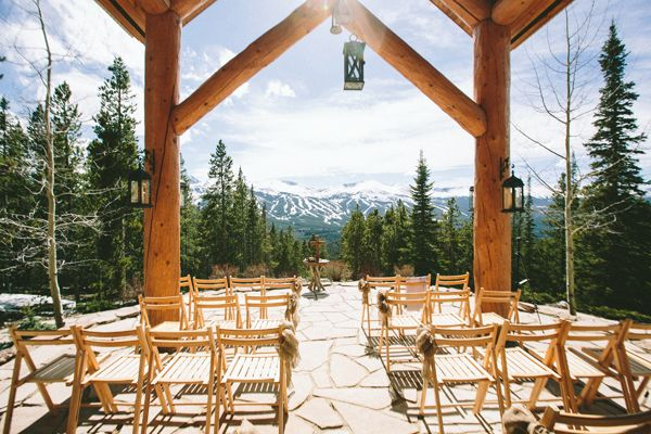 Rustic Colorado Wedding At Rubywood House