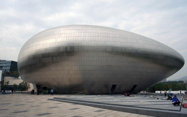 OCT Design Museum, by Zhu Pei (Architect), ShenZhen, China