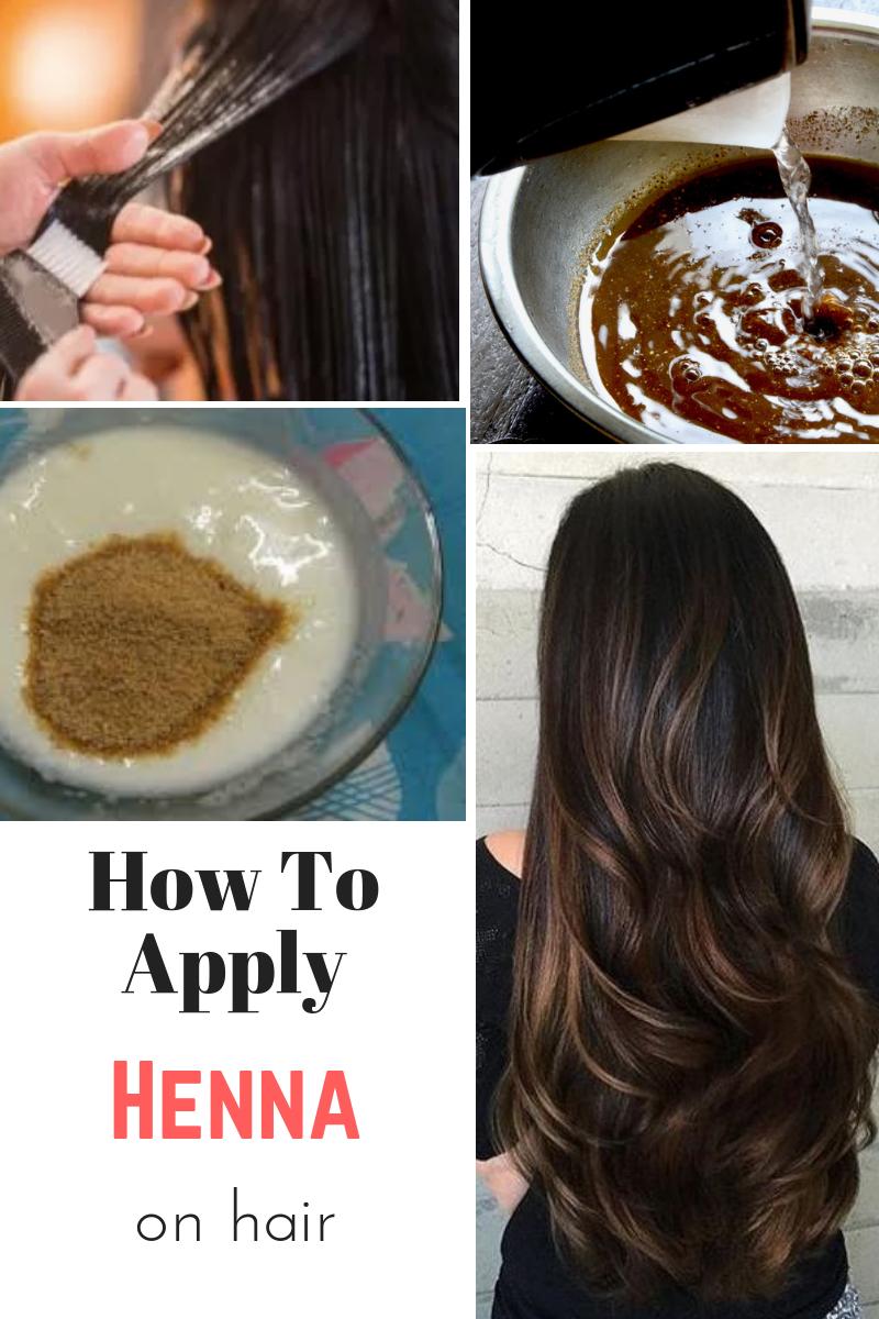 Right Way To Apply Henna Hair Mask Hair Haircare Hairmask Henna Hennaforhair Beauty Diy Howto How To Apply Henna Henna Hair Dying Hair With Henna