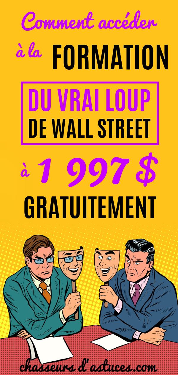 comment acc u00e9der  u00e0 la formation du vrai loup de wall street  u00e0 1997  gratuitement