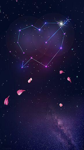 Star Space Galaxy Night Background