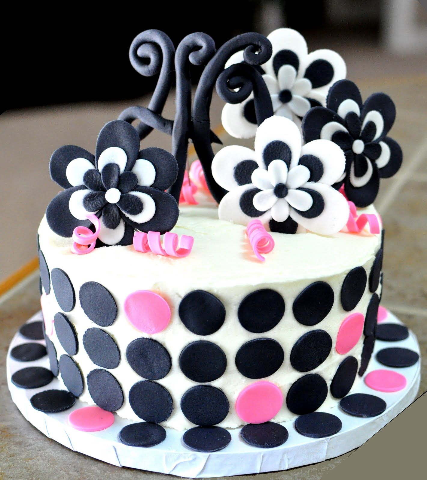 Pin by Jeneane Cosby on cakes | 40th birthday cakes, Cake ...