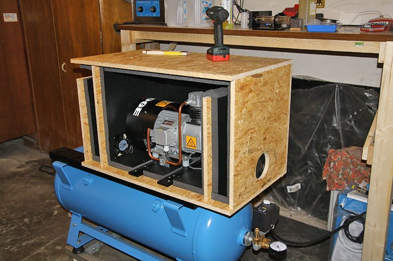 Compressor Box Silencer