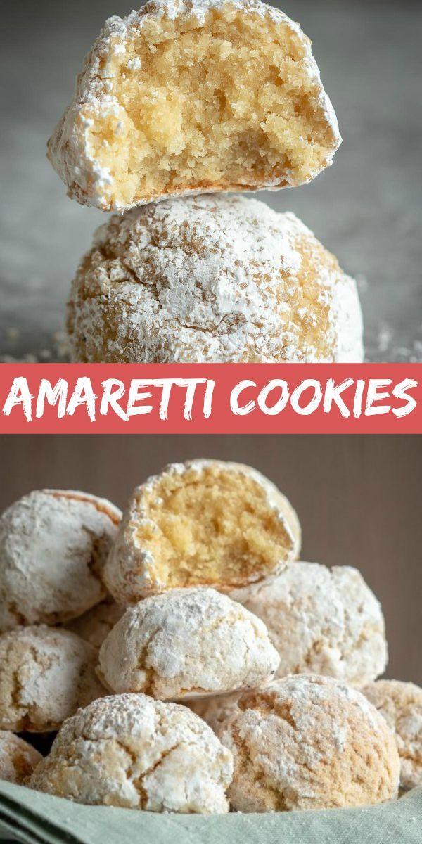 Pin By Beth Oldham On Baking Amaretti Cookie Recipe Amaretti