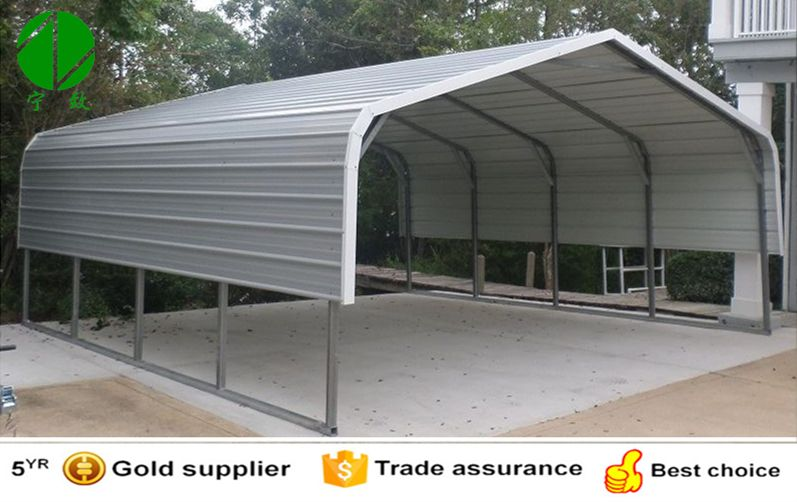 Used Steel Carport For Sale And Aluminum Carport Roofing Material