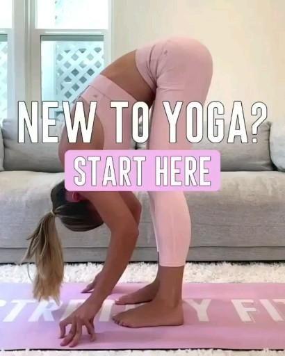 Yoga for beginners || New to yoga? Start here!!