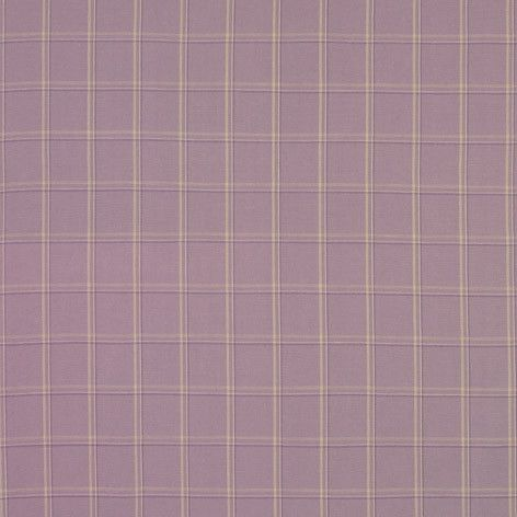Corby Check Amethyst Upholstery Fabric