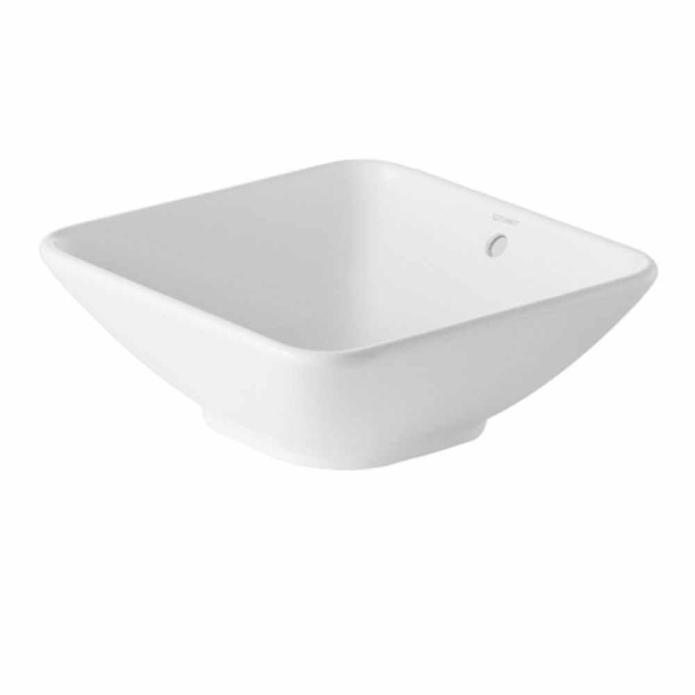 duravit bacino square washbowl duravit squares and basin mixer