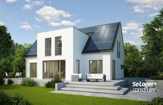 Passez à l\u0027éco-construction avec la maison écologique ! Mes biens - construire une maison ecologique