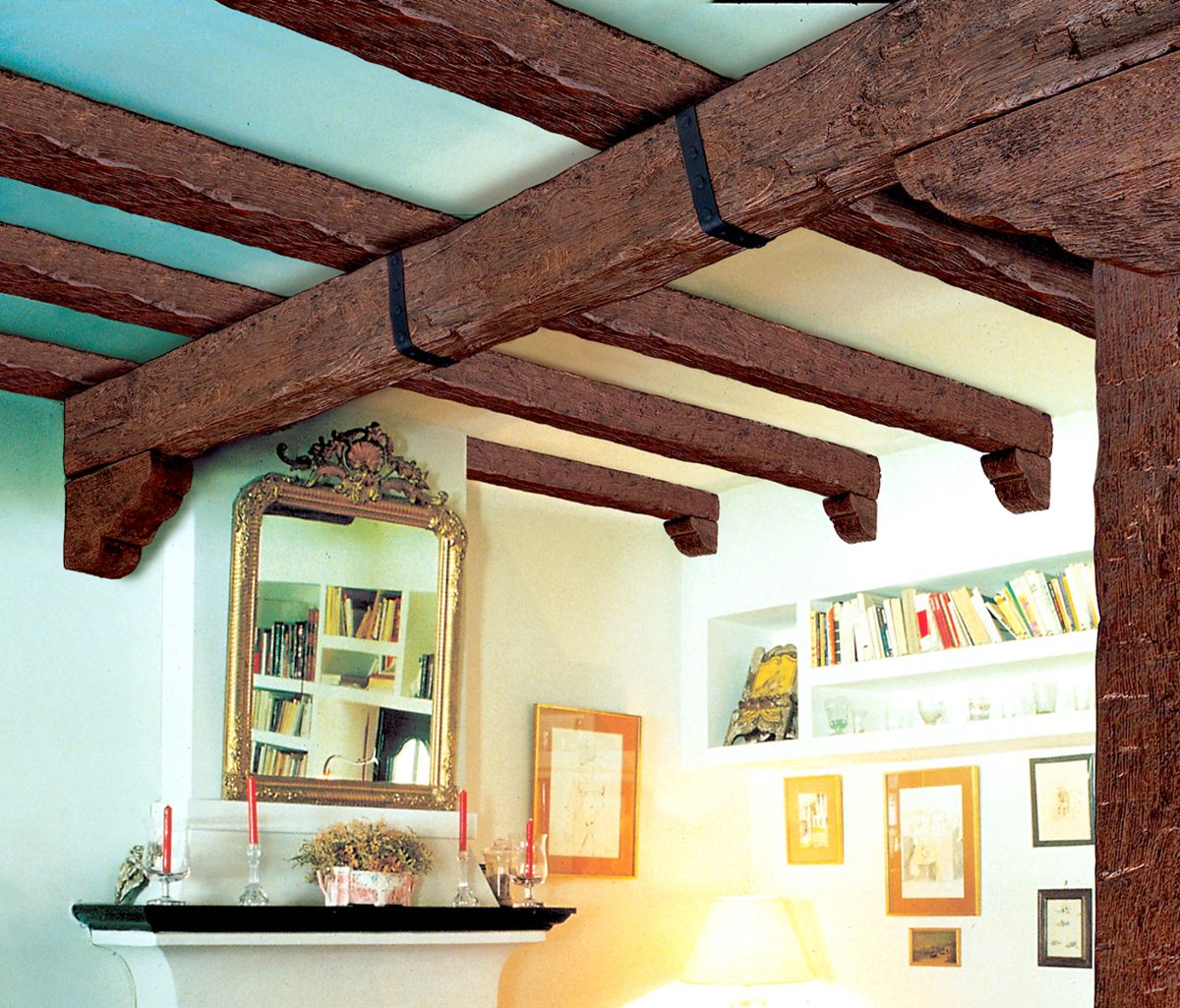 Outwateru0027s high density polyurethane Decorative Beams recreate the
