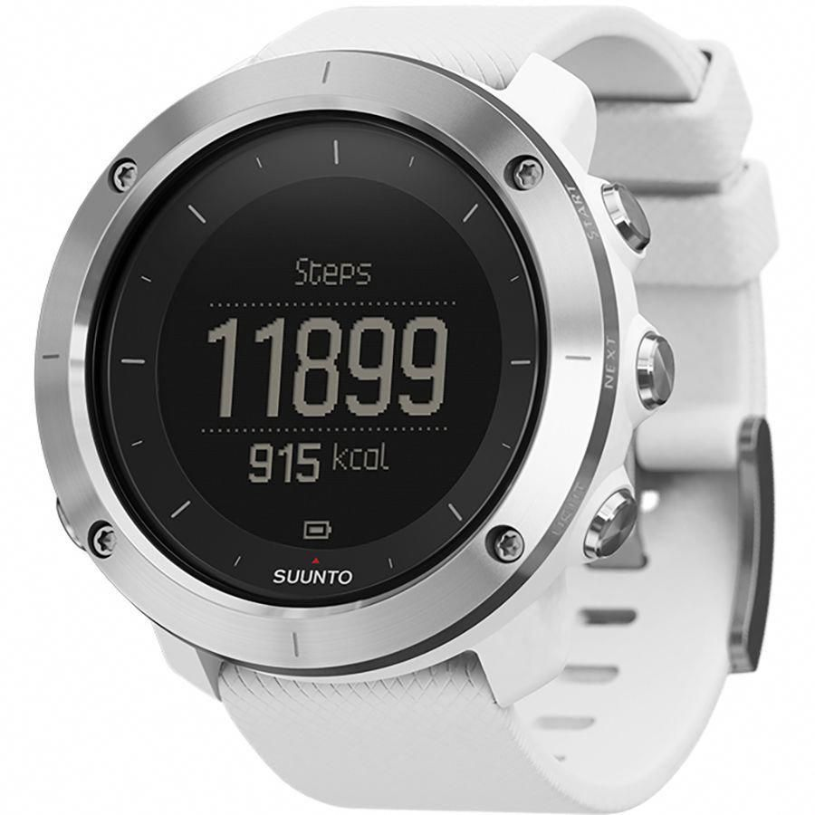 Suunto Traverse GPS Watch White fitnesswatchesforwomen