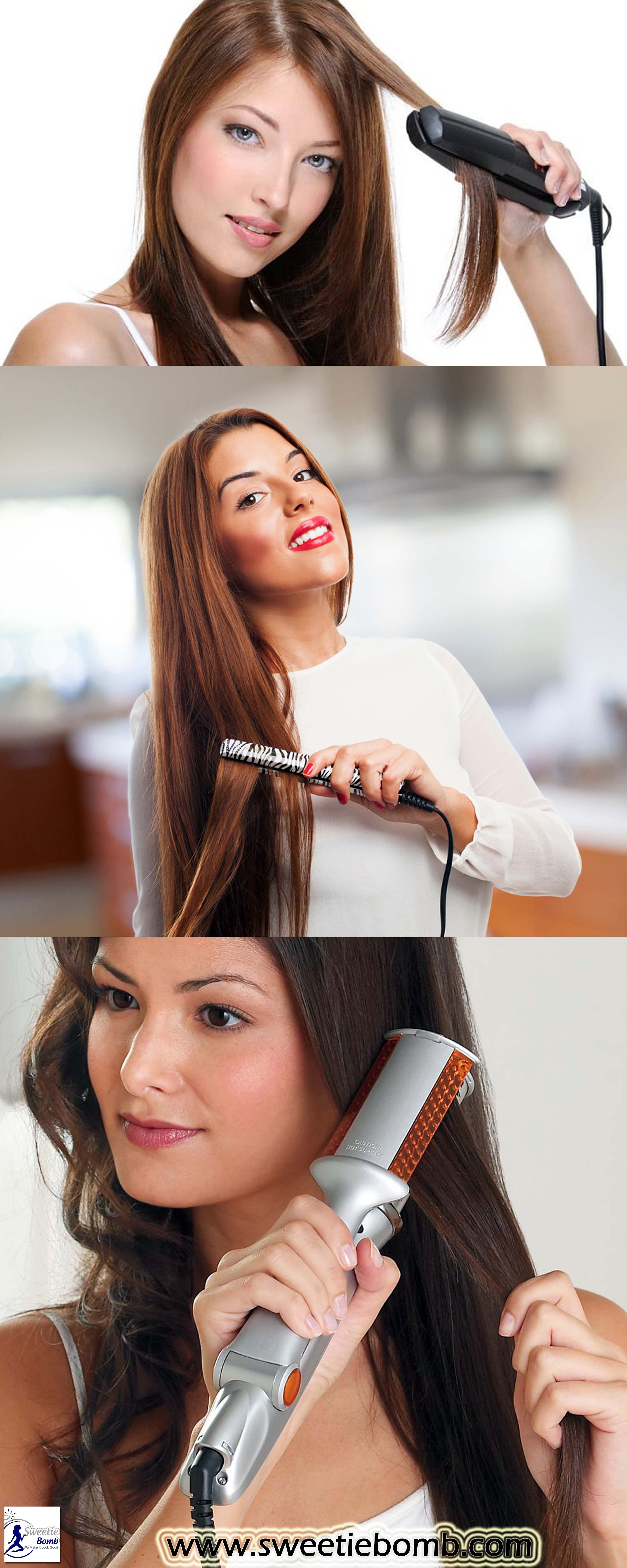 Natural Ways to Straighten Hair Permanently. hair