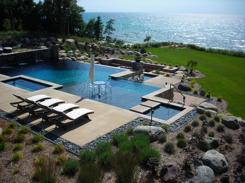 Grand Rapids Michigan Landscaping Project By Apex Landscape Http - Amazing outdoor design by apex landscapes