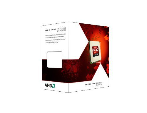 Amd Fx 4300 Fx Series Four Core Processor Edition Black Am3 Fd4300wmhkbox By Amd 109 99 Save 15 Processor Amd Computer Cpu