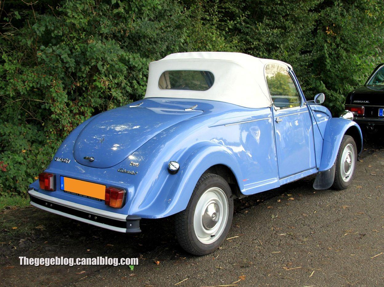 Citroen 2cv Cabriolet Vintage Cars Volkswagen Toy Car