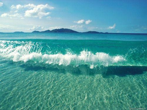 Crystal Blue Waves, Bahia Pirata, Costa Rico