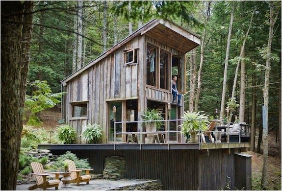 Coolest Cabins: The 'New Old' cabin