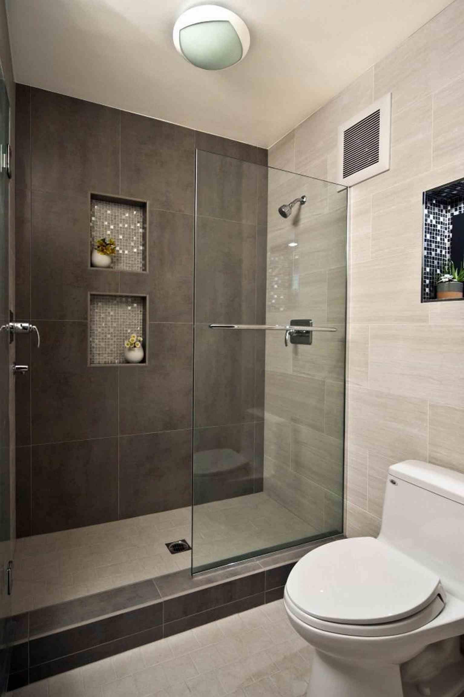 New Post Small Bathroom Designs With Walk In Shower Visit Bobayule Trending Decors Bathroom Design Small Bathrooms Remodel Small Bathroom